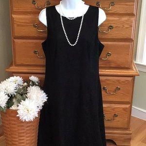 Lace Black Dress By. Nine West
